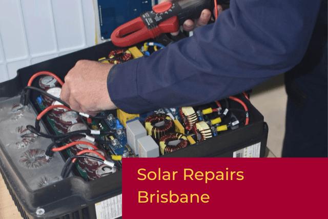 solar repairs brisbane image