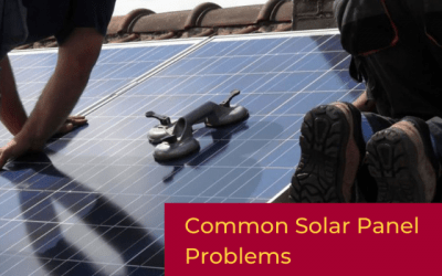 Stop Worrying About The 5 Most Common Solar Panel Problems